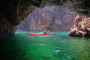Black Canyon Kayak at Hoover Dam Day Trip from Las Vegas