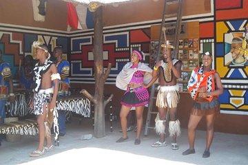 Lesedi cultural village tours