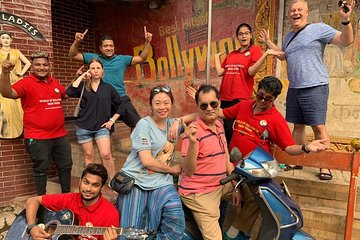 Bollywood For All Group Half Day Tour Without Transport