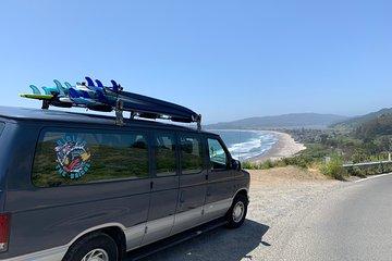 SURF TRIP IN SAN FRANCISCO Stinson Beach - Bolinas // // RIDING THE BRIDGE