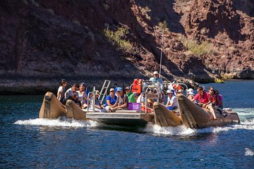1.5 Hour Guided Raft Tour at Base of Hoover Dam