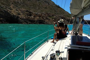 Exclusive sailing trip half day sailing Palma Bay, Playa de Palma, Can Pastilla)