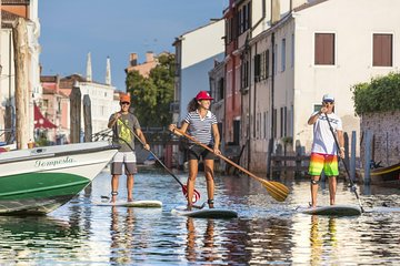 Sup in Venice | Stand Up Paddling on Venice Canals
