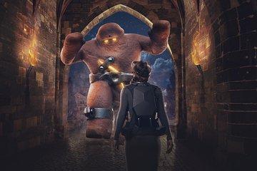 Time Travel to Golem's Prague (Virtual Reality)