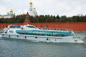 Gorky Park and River Cruise