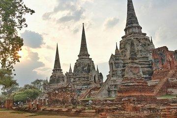 Ancient and Hidden Ayutthaya By Bike