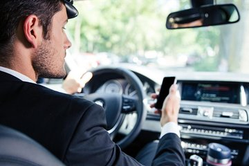 Private Transfer from Cambridge City Center to London City Center