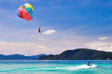 BANGKOK-PATTAYA: Join Tour Coral Island Speed Boat Parasailing + Transfer