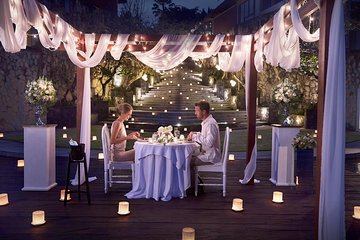 Private 6-Course Romantic Candlelight Dinner Overlooking Ubud Valley Tickets