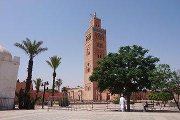5-Day Morocco Tour: Casablanca, Marrakech, Meknes, Fez and Rabat from Malaga