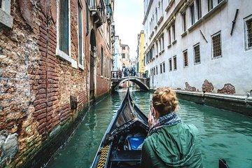 Best Walking Tour of Hidden Venice and Gondola Ride Tickets