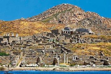 Royalty Delos Tour from Mykonos Island