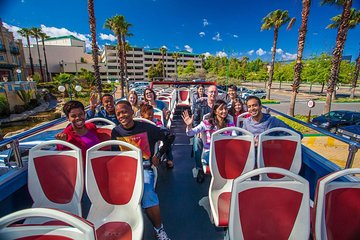 City Sightseeing Johannesburg Hop-On Hop-Off Bus Tour