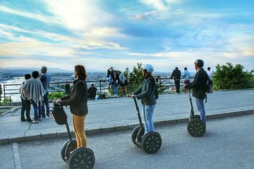 Private Segway Tour in Gellert Hill with a GoPro Camera