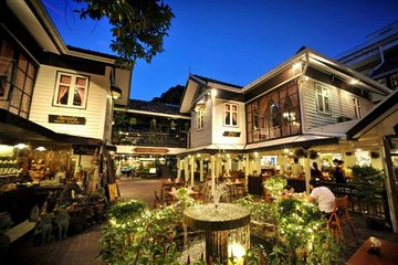 Night Join Tour Dinner at Silom Village (Set A) - Ticket Only