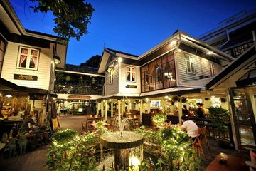 Night Join Tour Dinner at Silom Village (Set B) - Ticket Only