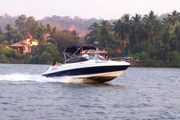Speed Boat Ride in Goa