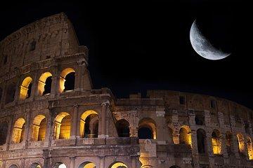 Colosseum Underground & Arena Moonlight VIP Tour