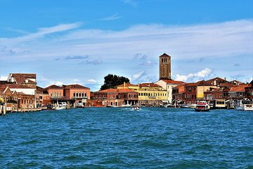 Murano, Burano, and Torcello Islands Public Cruise from Venice