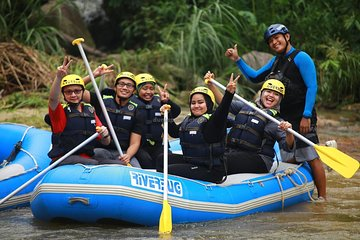 Whitewater Rafting Adventure at Gopeng (from KL)