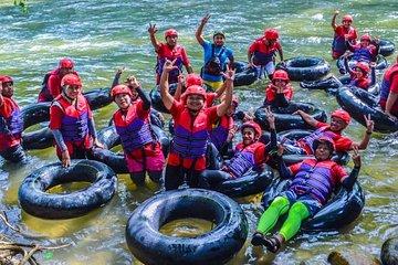 Gopeng River Tubing Splash! (From KL)