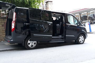 Private transfer Sabiha gokcen AIRPORT to ISTANBUL Europe side location