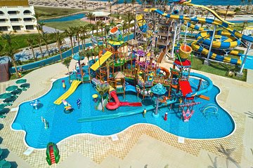 Jungle Aqua Park with Private transportation & Lunch - Hurghada