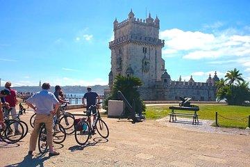 Lisbon Waterfront Bike Tour - Small Groups