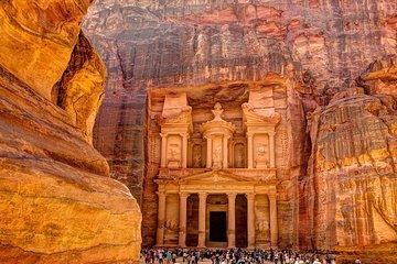 Petra tour desde tel aviv o jerusalén...