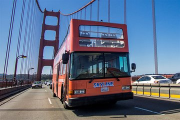 2-Day Hop-On Hop-Off Tour in San Francisco