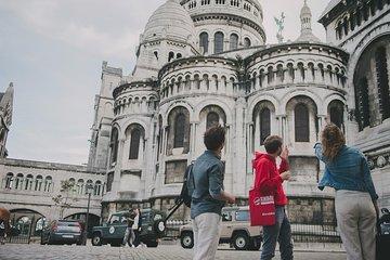 Paris Hidden Montmartre Small-Group or Private Walking Tour