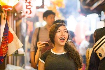 Izakaya Food Tour in Shinjuku