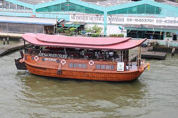Full Join Tour Arena River Cruise Tour including Dinner from Bangkok