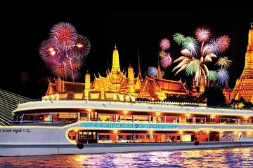 Night Join Tour White Orchid River Dinner Cruise