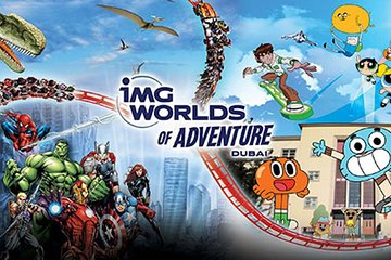 IMG Worlds of Adventure | 2019 Dubai Tickets & Tours - Book Now