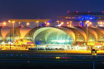 Bangkok Airport Arrival Transfer with Free SIM CARD