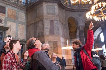 Hagia Sophia Tour with Historian Guide