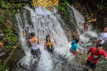 Holly Water Healing with Bali Swing & Rice Terrace Private Bali Tour