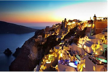 Santorini organized Day-trip 5 hour