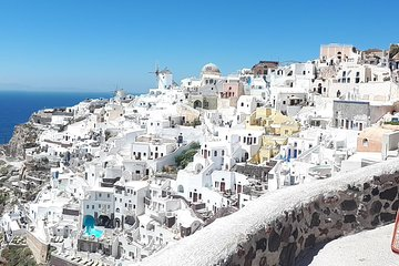 6 hours Private Full Santorini Highlights