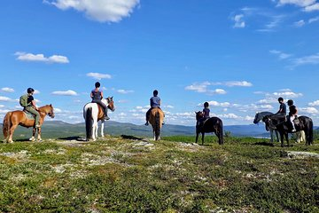 Mountains Adventure: Horse Trekking (2 days)