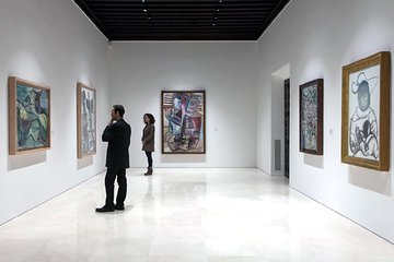 Museum Picasso guided tour