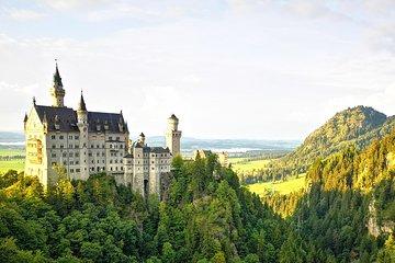 Summer Zugspitze and Neuschwanstein Castle Private Tour incl. Alpine Luge
