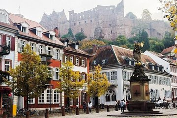 Brazilian guide in Heidelberg | Private in Portuguese by train