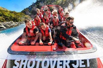 Shotover River Extreme Jet Boat Ride