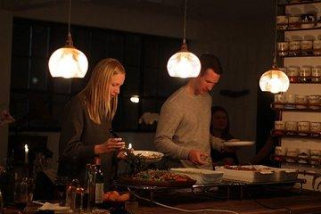 Maboneng Night Walk & Penthouse Dinner