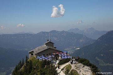 Skip-the-Line: Eagle's Nest in Berchtesgaden Tour from Salzburg