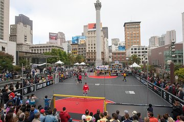 Skip the Line: Street Soccer USA Cup Series Ticket