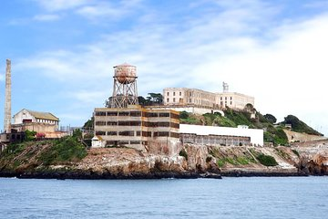 Alcatraz with Muir Woods and Sausalito Tour