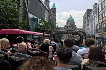 Belfast Hop-on Hop-off Tours